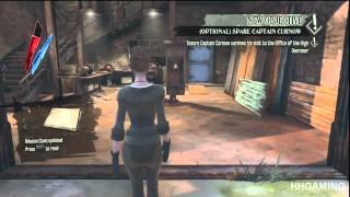 getlinkyoutube.com-Dishonored - walkthrough part 2 no commentary HD dishonored walkthrough part 2 gameplay