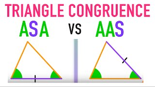 getlinkyoutube.com-☆ Learn the difference between ASA and AAS  | Common Core Geometry
