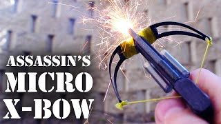 getlinkyoutube.com-Assassin's Micro Crossbow