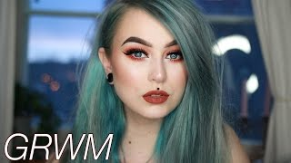 GRWM Girls Night Out ;) Makeup Tutorial | Evelina Forsell