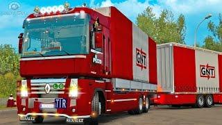 getlinkyoutube.com-Renault Magnum BDF ETS2 (Euro Truck Simulator 2)