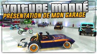 getlinkyoutube.com-Présentation de Mon Garage de Voiture Moddé sur GTA 5 Online !