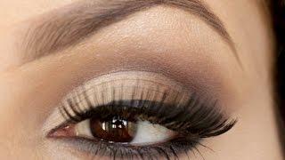 getlinkyoutube.com-Makeup tutorial, olho neutro fácil e rápido - Por Amanda Pereira