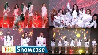 Dreamcatcher(드림캐쳐) 'YOU AND I' & 'Which a star' Showcase Stage (쇼케이스, 어느 별, 악몽·Escape the ERA)