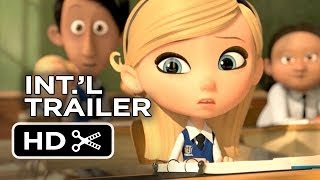 getlinkyoutube.com-Mr. Peabody & Sherman Official 'Doctor Who' Trailer (2014) HD