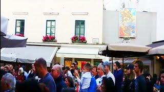 Gipsy Kings improvvisano un concerto nella Piazzetta di Capri ecco cosa succede