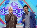 Melly Goeslaw Ciptakan Lagu Untuk Raffi Dan Gigi Kamulah Takdirku - dahSyat 01 Oktober 2014
