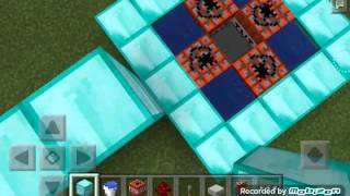 getlinkyoutube.com-Cara membuat Petasan Mortar di Minecraft PE