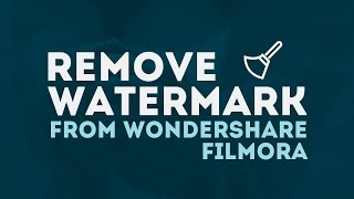getlinkyoutube.com-How to Remove Watermark in Wondershare Filmora