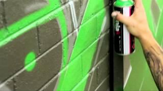 getlinkyoutube.com-Graffiti Piecing X Poas