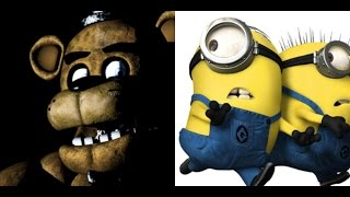 getlinkyoutube.com-Minions Play Five Nights at Freddy's