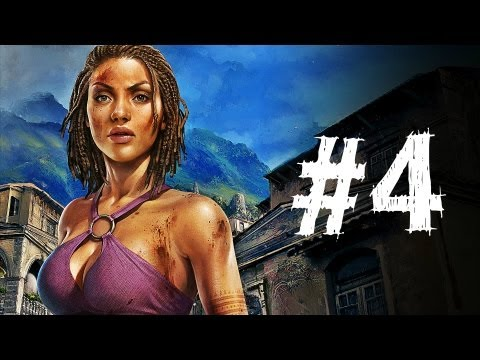 Dead Island Riptide Gameplay Walkthrough Part 4 - The Dead Zone - Chapter 4