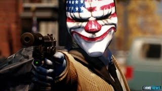 getlinkyoutube.com-Payday 2 Launch Trailer