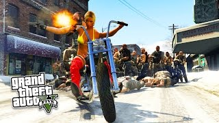getlinkyoutube.com-GTA 5 PC Mods - NORTH YANKTON MOD!!! North Yankton FREE ROAM & Exploration! (GTA 5 Mods Gameplay)