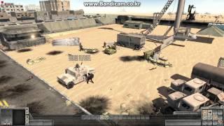 getlinkyoutube.com-Men of War - Zombie Mod Texas defence line