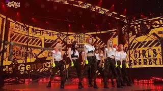 getlinkyoutube.com-【TVPP】SNSD - Catch me if you can, 소녀시대 – Catch me if you can @ Comeback Stage, Music Core Live