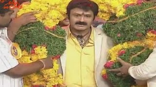 Balakrishna Felicitation at Lion Audio Launch