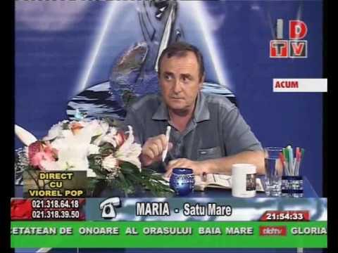 Viorel Pop - Cel mai mare clarvazator si bioterapeut din Romania