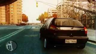 Fiat Palio EDX 1998 Graphic Mod Max Settings GTA IV GTX 460 (HD)