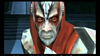 Star Wars: The Force Unleashed (Wii) Walkthrough: Part 3 - Trial of Skill