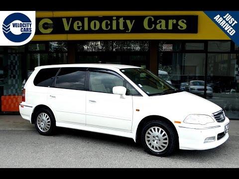 2000 Honda Odyssey 49K's 4WD Low Mileage NO ACCIDENTS 150 BI-WEEKLY
