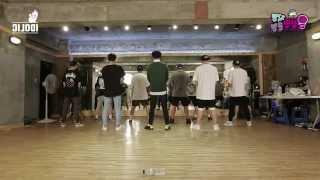 getlinkyoutube.com-Block B - BASTARZ (블락비 바스타즈) - 품행제로 (Zero For Conduct) Dance Practice Ver. (Mirrored)