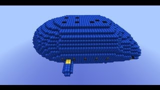 "getlinkyoutube.com-Ocarina from ""Zelda"" -- Minecraft Creation"