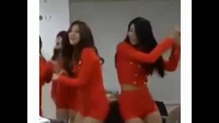 getlinkyoutube.com-AOA SeolJeong 혜정 & 설현 Moments #03 - Seolhyun & Hyejeong Scandal