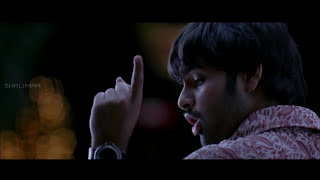 getlinkyoutube.com-Jagadam Movie || Ram & Girl Comedy Scene || Ram , Isha Sahani