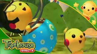 getlinkyoutube.com-Rolie Polie Olie - Throw It In Gear / A Tooth For A Tooth / Polie Collectibles - Ep. 28
