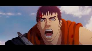Berserk AMV Disturbed Warrior