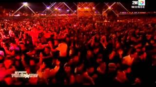 Cheb Khaled - C'est La Vie 2013 (Le Concert pour la Tolérance 2012) à Agadir Maroc - YouTube.flv