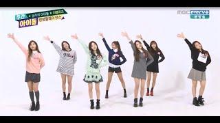 getlinkyoutube.com-[Eng Sub] 150318 Lovelyz (러블리즈) Random Play Dance Weekly Idol Ep 190