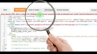 New Google Adsense Review Approval Code Async Error Fix In Blogger 2017