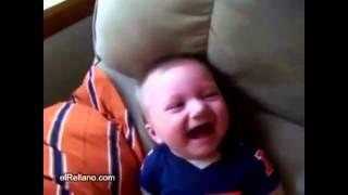 getlinkyoutube.com-Top Ten: Risas contagiosas de bebés