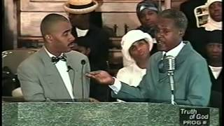 getlinkyoutube.com-Pastor Gino Jennings Truth of God Broadcast 559-561 Part 1 of 2  Marvin Muhammad Debate