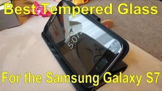 getlinkyoutube.com-Best Tempered Glass for the Samsung Galaxy S7?