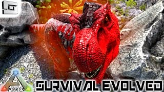 getlinkyoutube.com-ARK: Survival Evolved - ALPHA TREX! E54 ( T-Rex / Gameplay )
