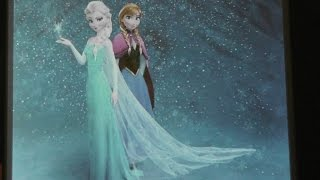 getlinkyoutube.com-DISFRAZ DE ELSA FROZEN