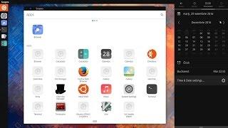 getlinkyoutube.com-Ubuntu 16.04 Unity 8 + Overlay PPA