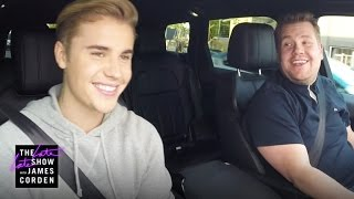 getlinkyoutube.com-Justin Bieber Carpool Karaoke