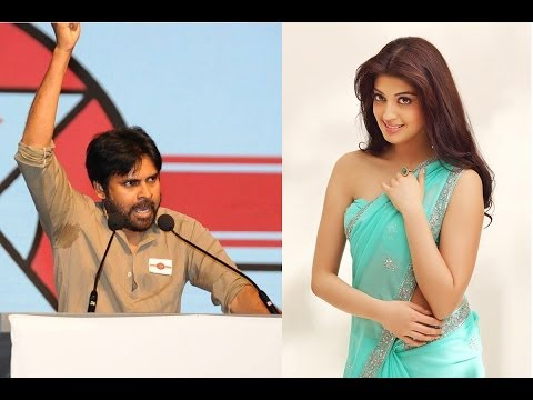 Pranitha Subhash comments on PAWAN KALYAN POLITICAL SPEECH