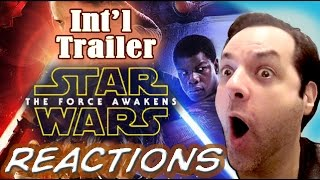 getlinkyoutube.com-Star Wars Episode VII The Force Awakens International Japanese TRAILER REACTION Reactions