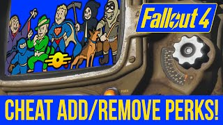getlinkyoutube.com-FALLOUT 4 CHEATS Add or Remove PERKS! with Console Commands