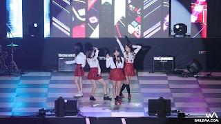 getlinkyoutube.com-170221 레드벨벳 (Red Velvet) Dumb Dumb 직캠 @남서울대 신입생 OT 4K Fancam by -wA-