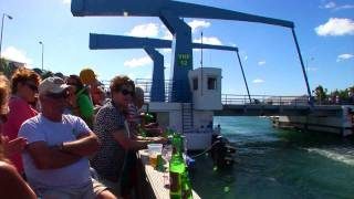 getlinkyoutube.com-Solo Sailor Laura Dekker Returns to St Martin, SXM, completing her circumnavigation!