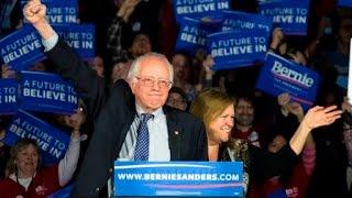 getlinkyoutube.com-Bernie Sanders: Iowa sent profound message to the establishment