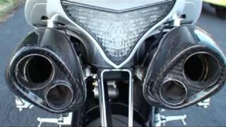 getlinkyoutube.com-YAMAHA R1 with a MONSTER YOSHIMURA Exhaust - Start-Up & Revving