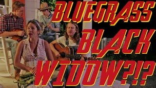 Black Widow Bluegrass Cover - Minor To Major!