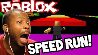 getlinkyoutube.com-ROBLOX: SPEED RUN 4!! - 28 LEVELS! - Part (1)